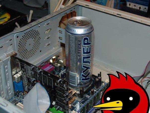 Сделать кулер процессора своими руками